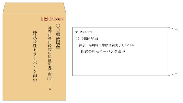 定形外郵便の宛名の書き方と書き忘れたときの対処法 | トリセド