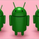 Androidのキャラクター